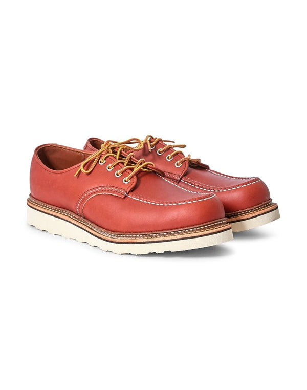 Red Wing - Heritage Work Oxford Boot Burgundy