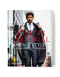 Rizzoli - London Sartorial Men's Style From Street To Bespoke
