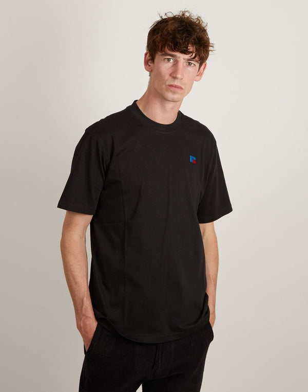 Russell Athletic - Baseliner Authentic T-Shirt Black