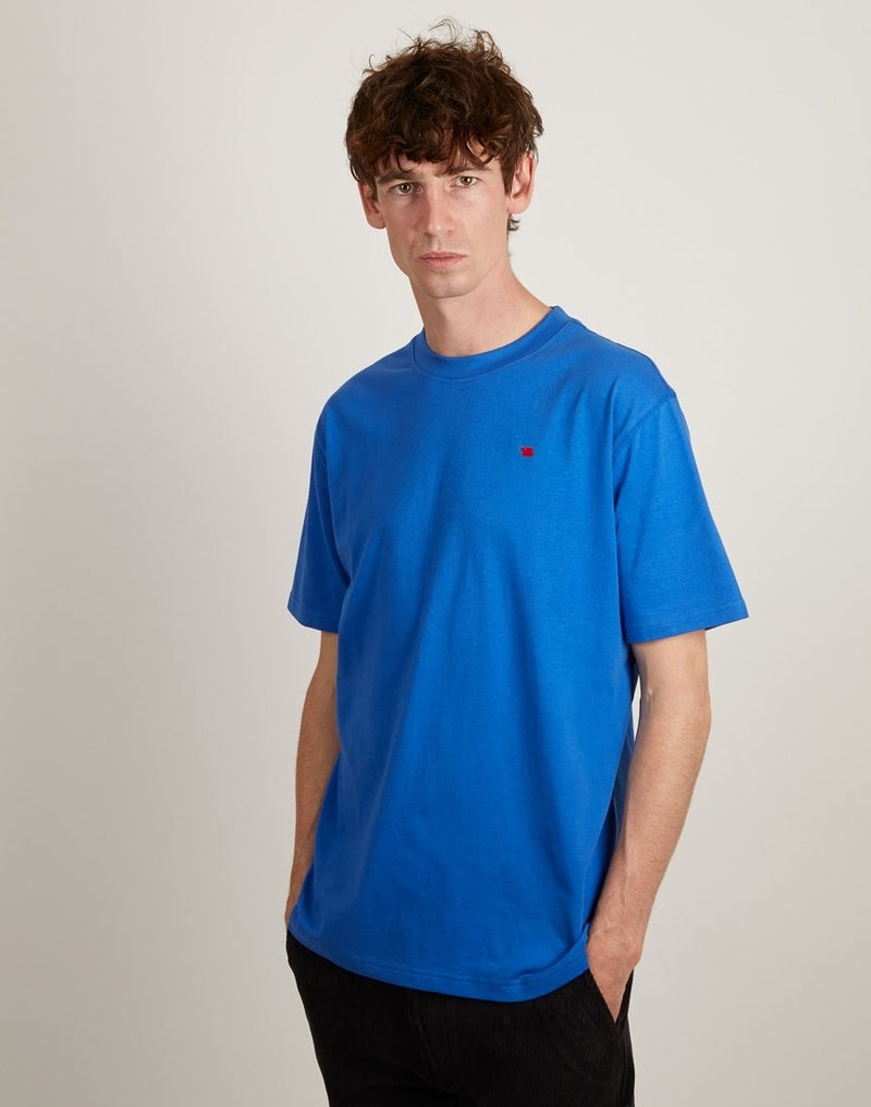 Russell Athletic - Baseliner Authentic T-Shirt Cobalt