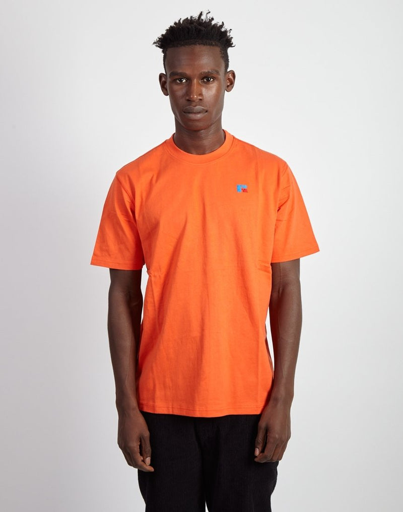 Russell Athletic - Baseliner Authentic T-Shirt Orange