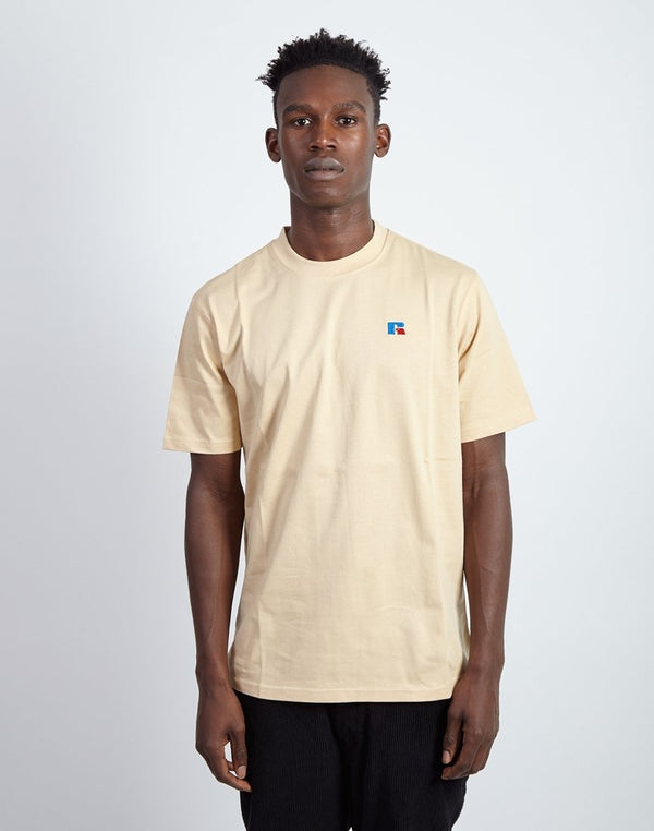 Russell Athletic - Baseliner Authentic T-Shirt Tan