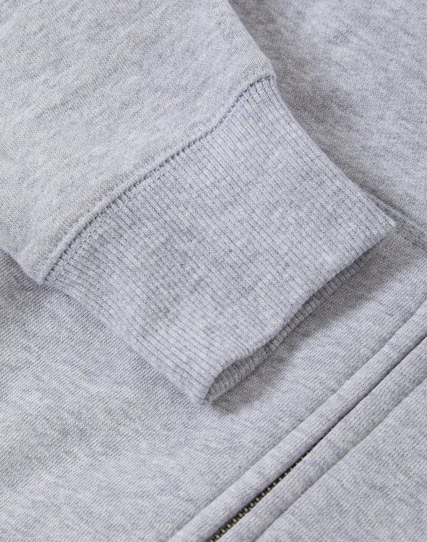 Russell Athletic - Randy Zip Hoodie Grey