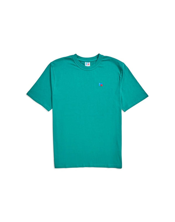 Russell Athletic - Baseliners Tee Shirt Green