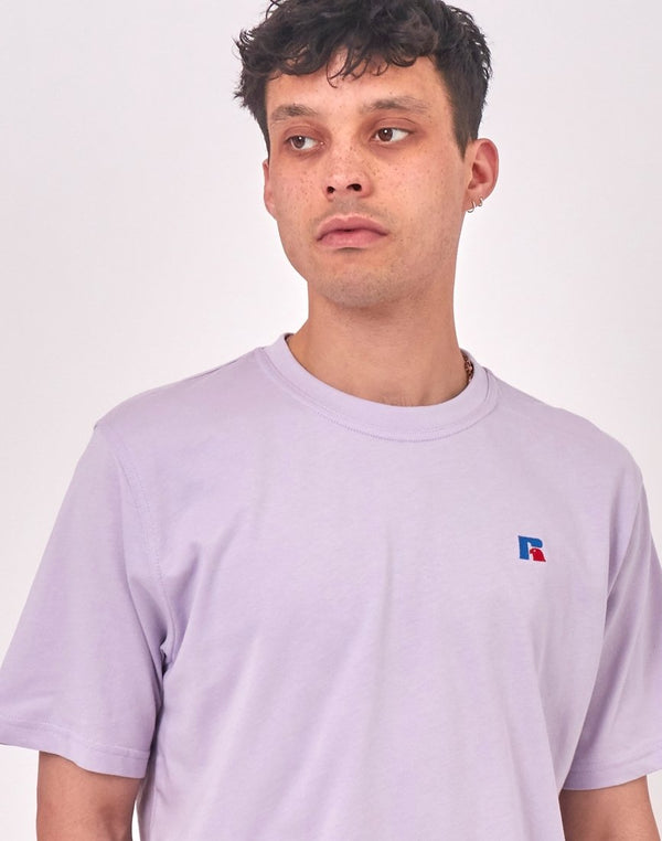 Russell Athletic - Baseliners Tee Shirt Lilac