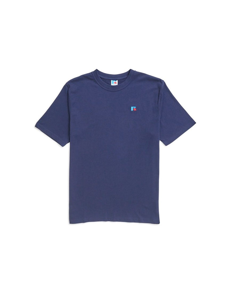 Russell Athletic - Baseliners Tee Shirt Navy