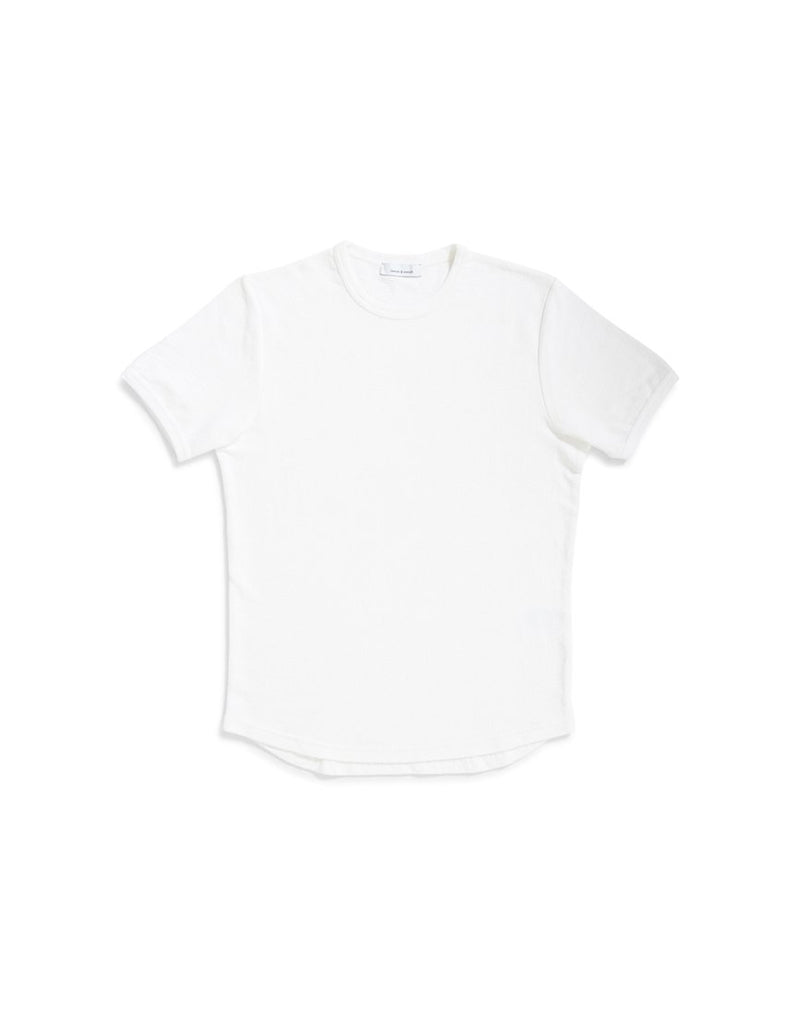 Samsoe & Samsoe - Guy On Ss 8236 T-Shirt White