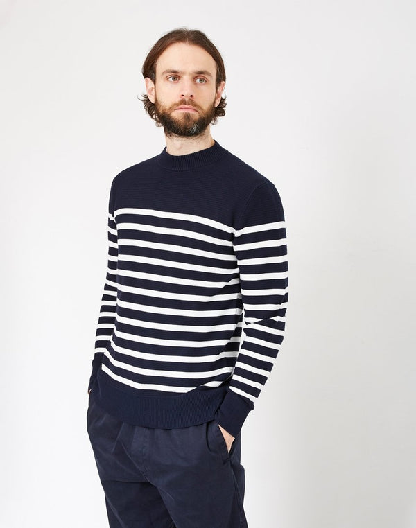 Samsoe & Samsoe - Mirsh On 9679 Jumper Navy