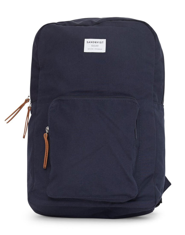 Sandqvist - Backpack Kim Navy