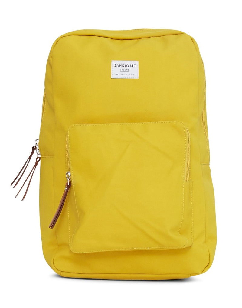 Sandqvist - Backpack Kim Yellow