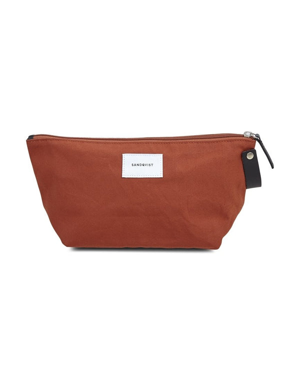 Sandqvist -Cleo Washbag Brown