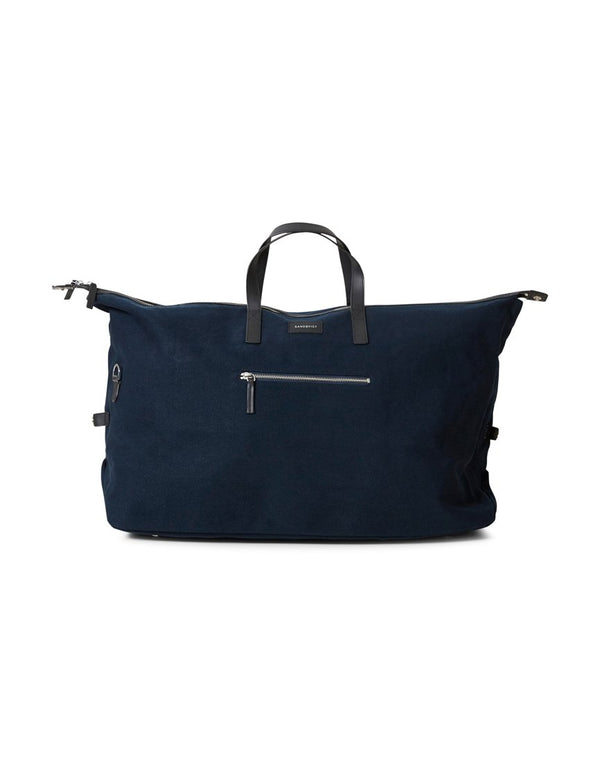 Sandqvist - Damien Weekend Bag Blue