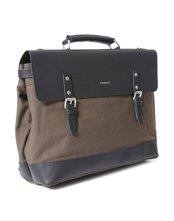 Sandqvist - Jones 3-Way Backpack Grey