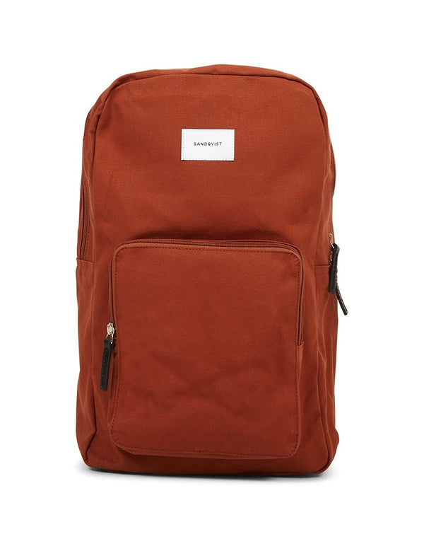 Sandqvist - Kim Backpack Brown