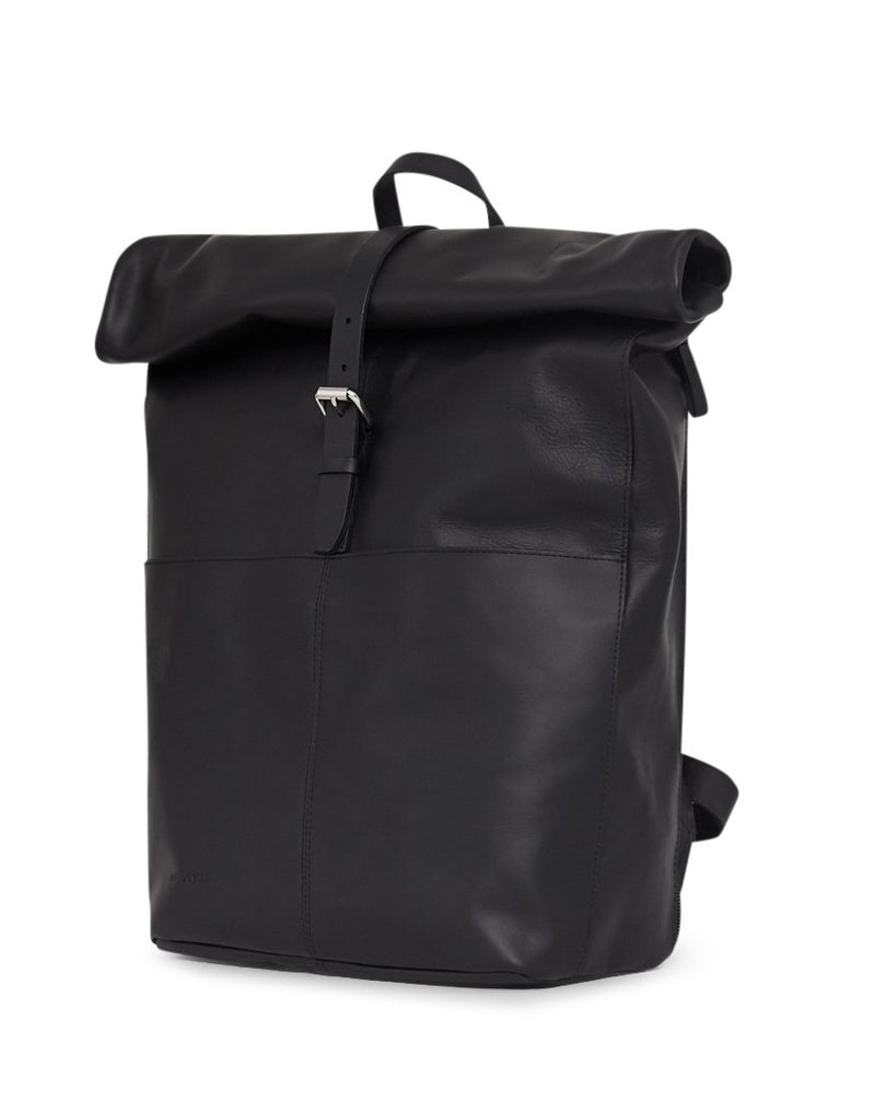Sandqvist - Antonia Leather Backpack Black