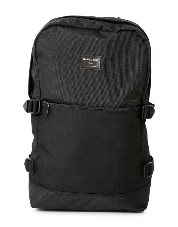 Sandqvist - Peter Backpack Black
