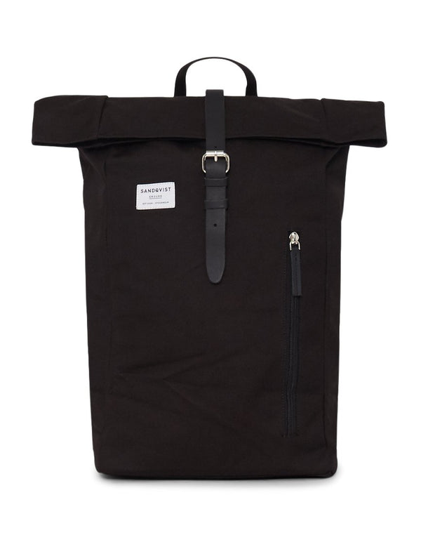 Sandqvist - Dante Backpack Black