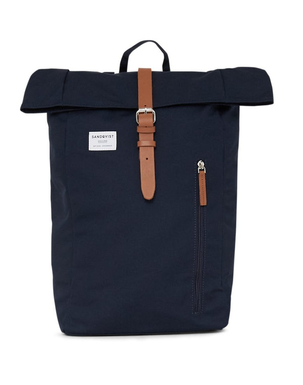 Sandqvist - Dante Backpack Blue