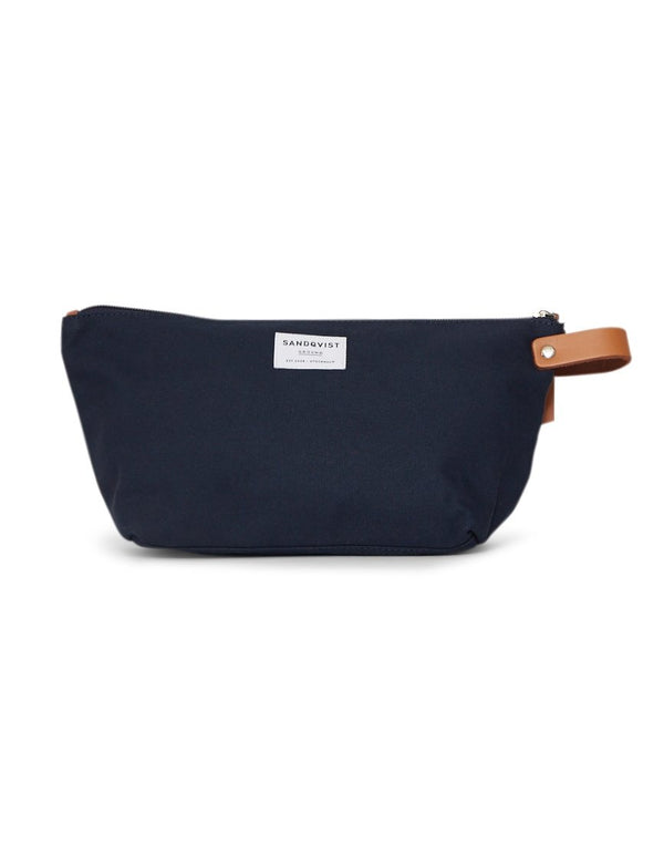 Sandqvist - Cleo Wash Bag Blue