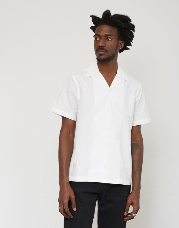 Saturdays NYC - Canty Solid Shirt White