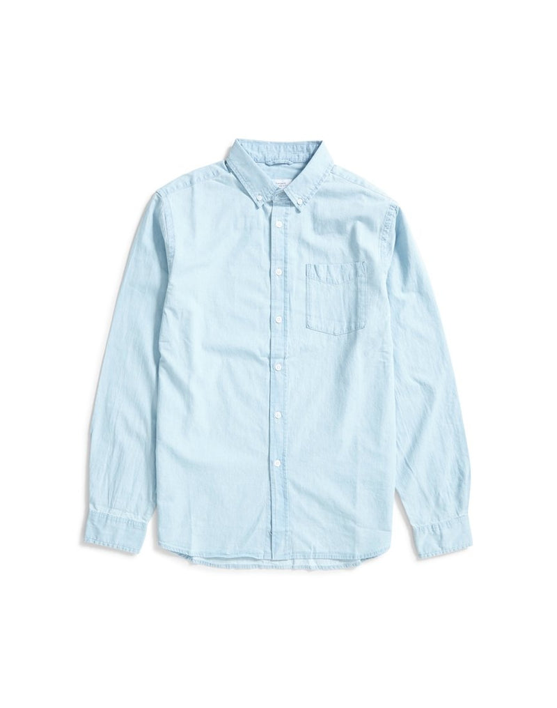 Saturdays NYC - Crosby Denim Shirt Washed Indigo
