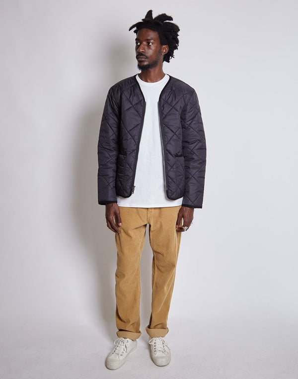 Saturdays NYC - Khari Quilted Jacket Black