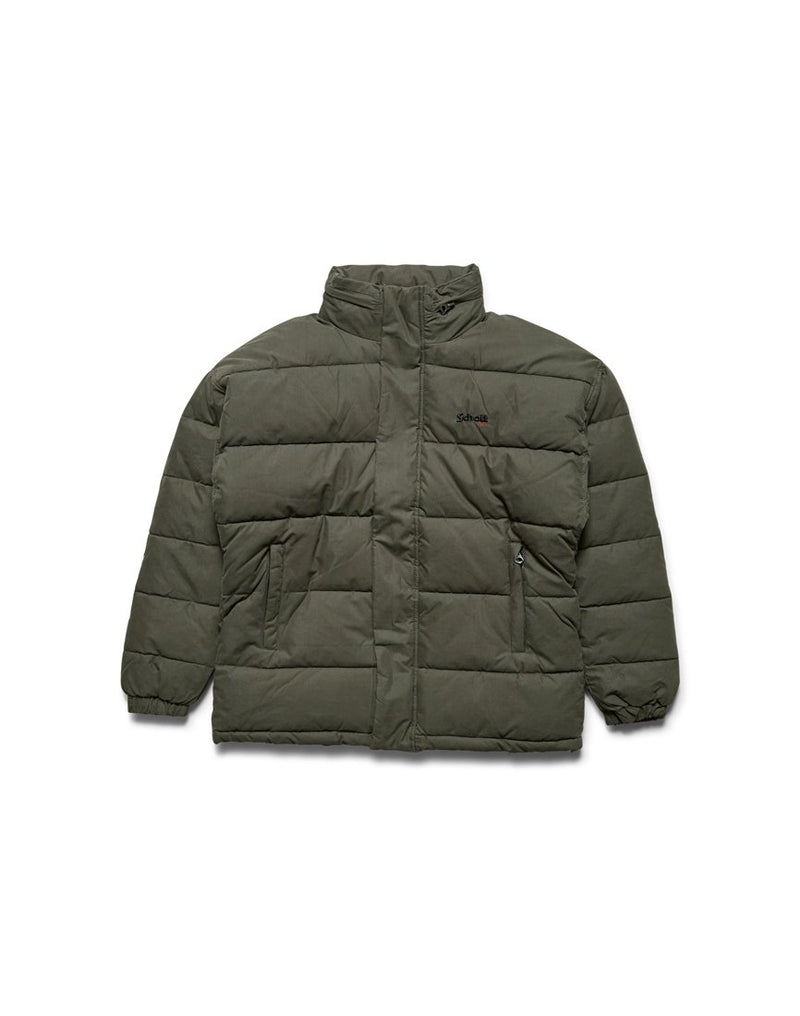 Schott NYC - Nebraska Jacket Green