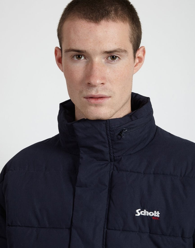 Schott NYC - Nebraska Jacket Navy