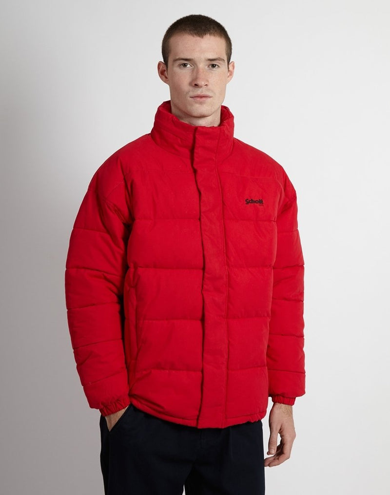 Schott NYC - Nebraska Jacket Red