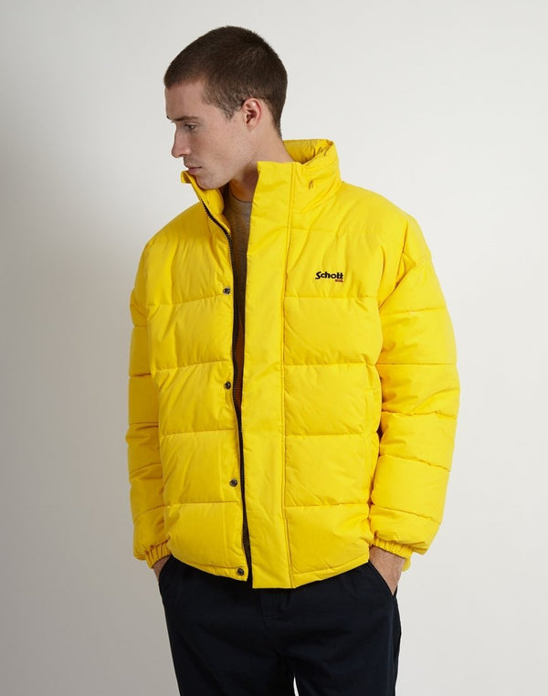 Schott NYC - Nebraska Jacket Yellow