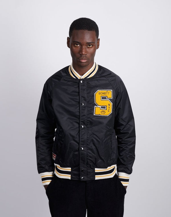 Schott - NYC Stadium 2 Baseball Jacket