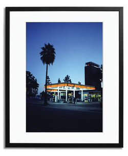 Sonic Editions - Shell Garage 50x40cm