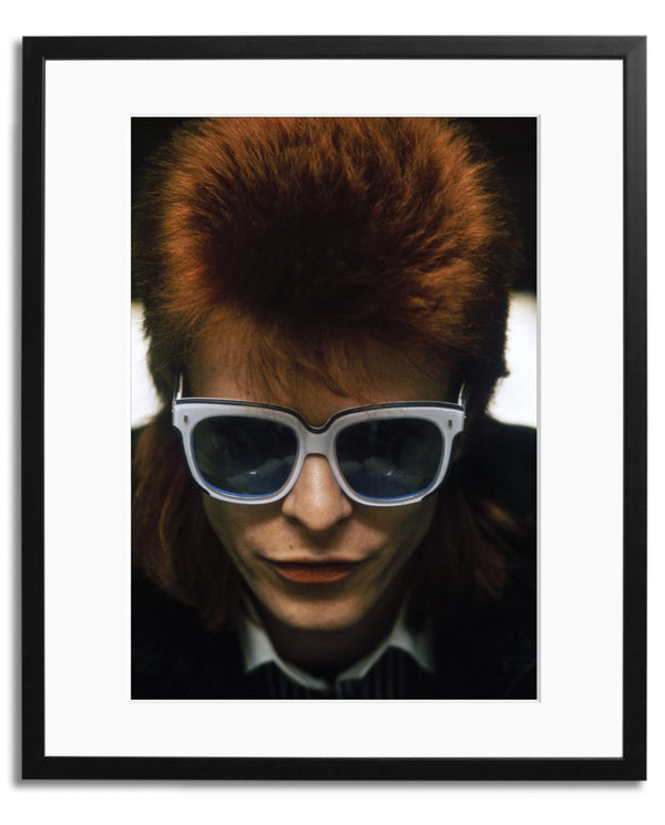 Sonic Editions - Bowie in Shades 50x40cm
