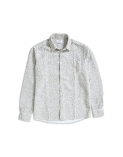 Soulland - Greene Slub Shirt White