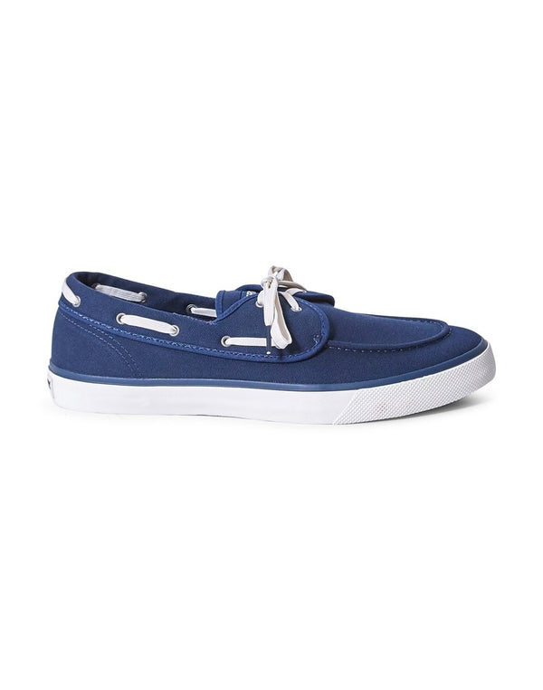 Sperry - Casual Canvas 2 Eye Boat Shoe Navy