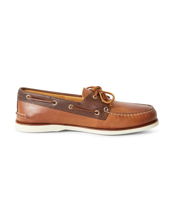 Sperry - Gold Cup 2 Eye Premium Boat Shoe Tan