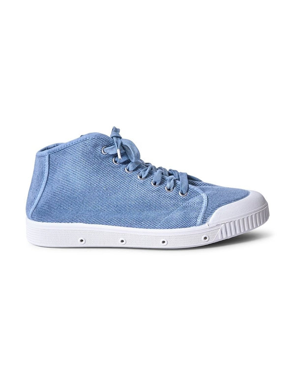 Spring Court - B2 Heavy Twill Plimsoll Blue
