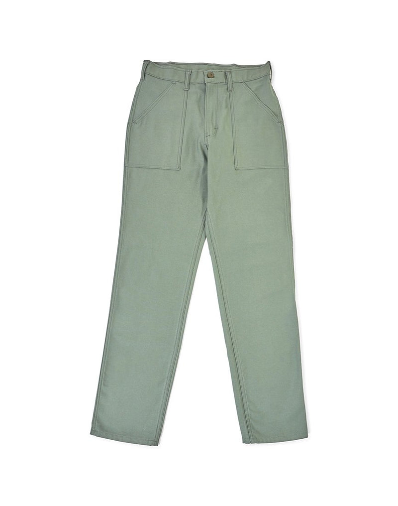 Stan Ray - 1200 Series Taper Fit 4 Pocket Fatigue Trousers Olive Green
