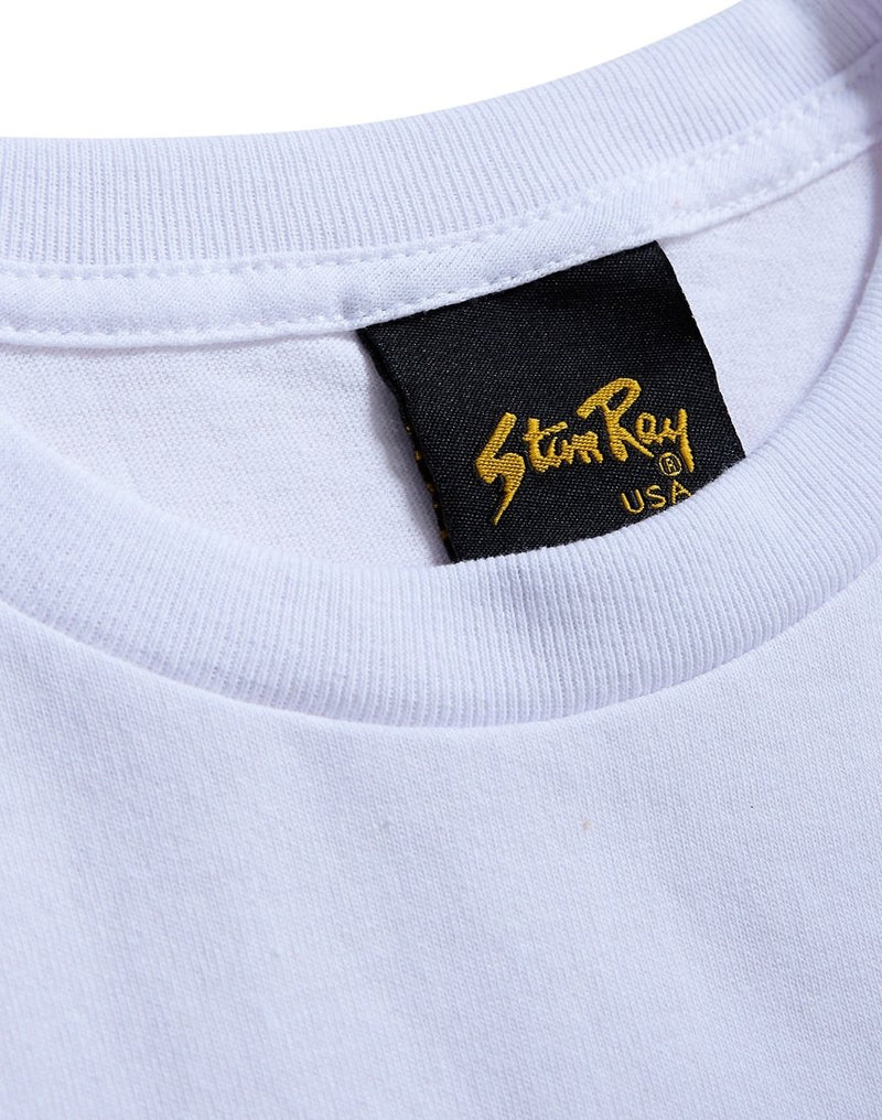 Stan Ray - Far Out Cliche T-Shirt White