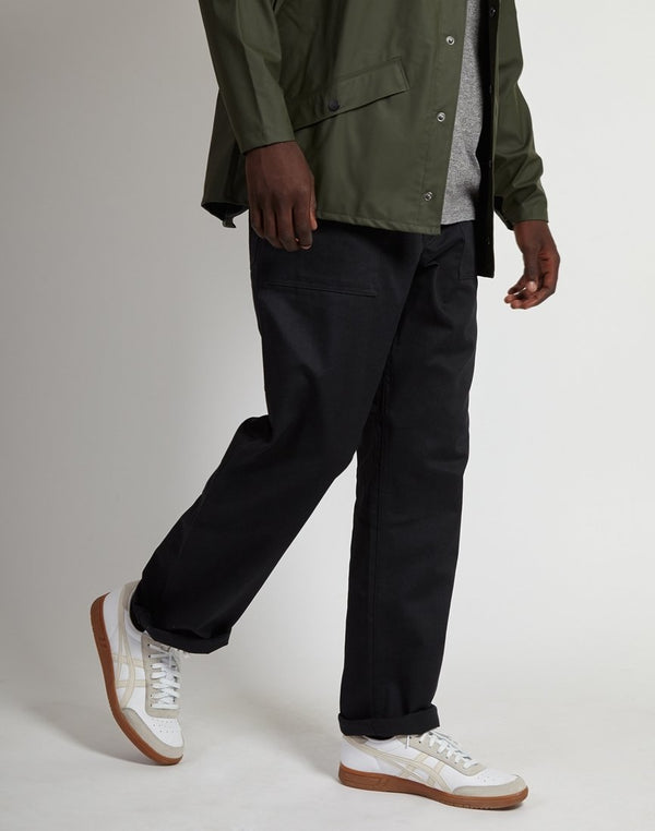 Stan Ray - 1100 OG Loose Fatigue Pant Black
