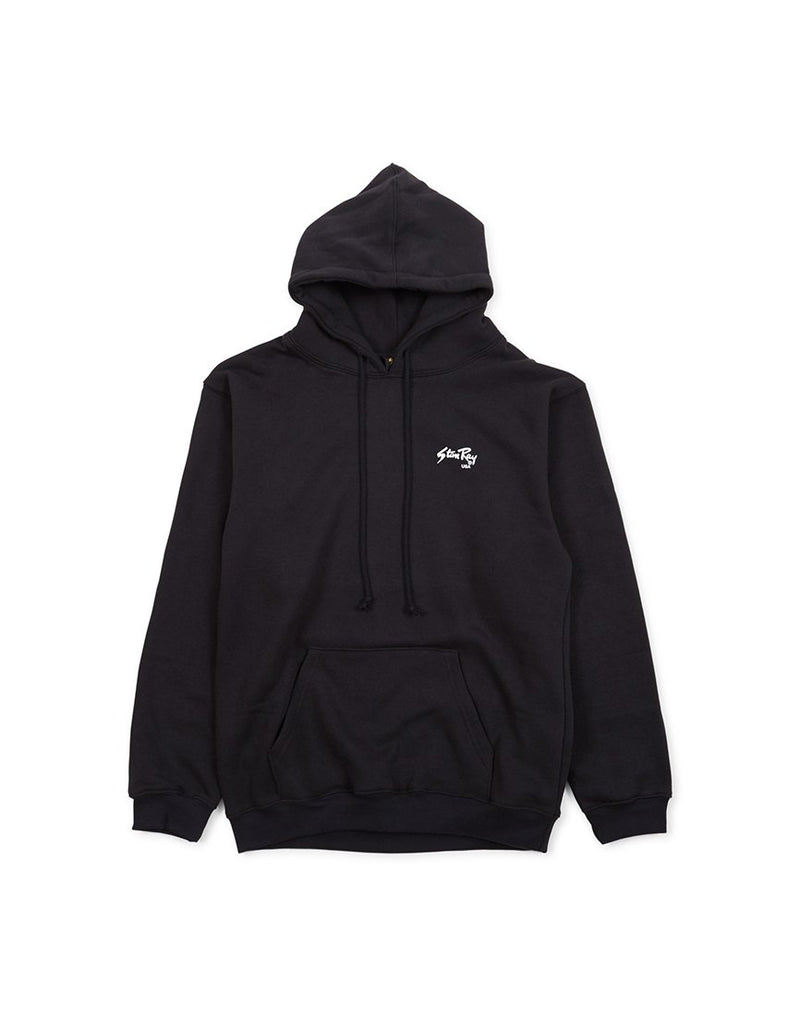 Stan Ray - Peace Stripe Hoodie Black