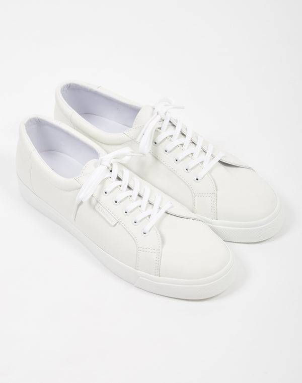 Superga - 2804 Nappa Leather Total White
