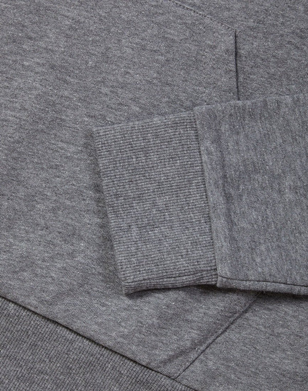 The Idle Man - Basic Hoodie Grey