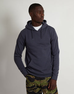 The Idle Man - Basic Hoodie Navy