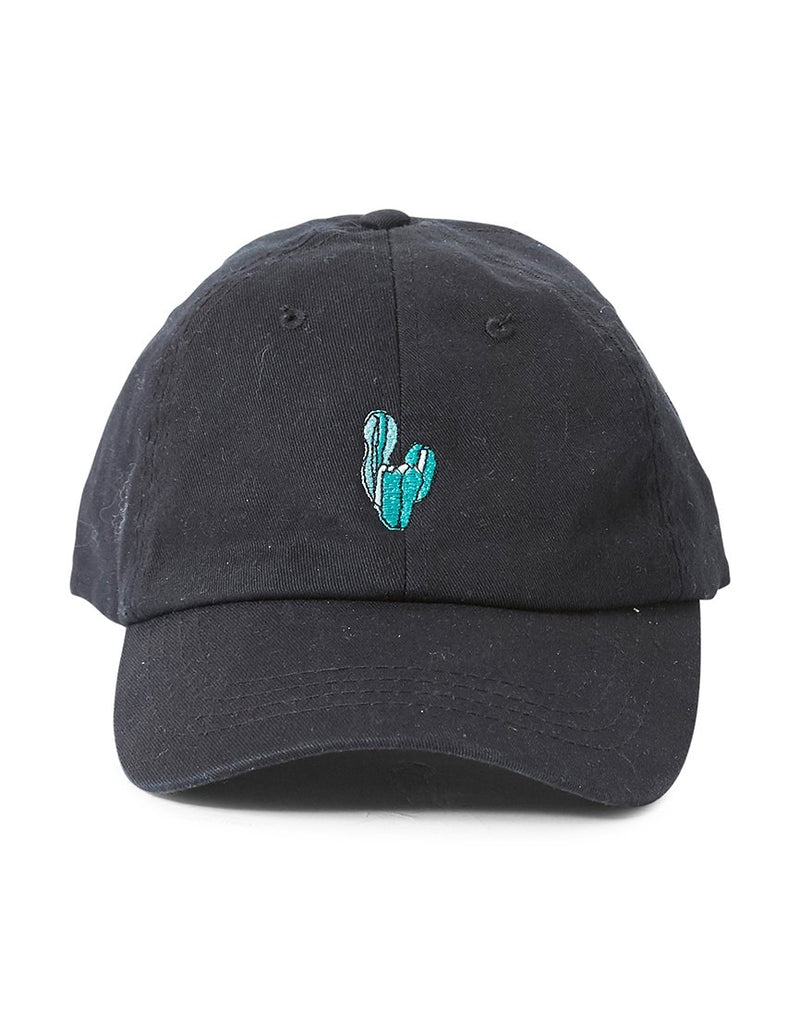 The Idle Man - Cactus Cap Black