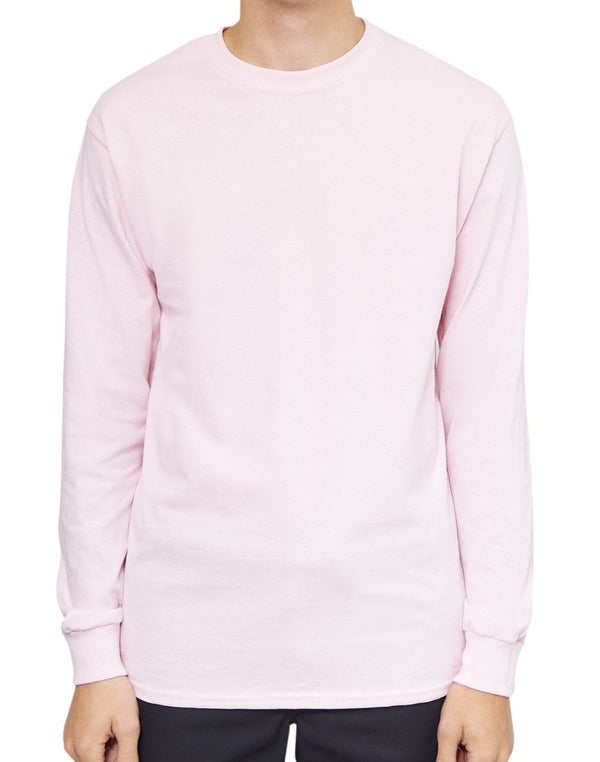 The Idle Man - Classic Long Sleeve T-Shirt Pink