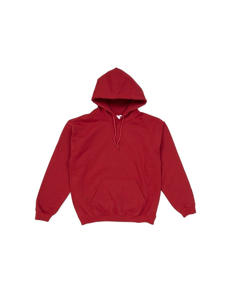 The Idle Man - Classic Overhead Hoodie Antique Red