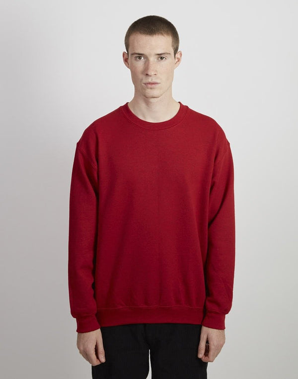 The Idle Man - Classic Sweatshirt Antique Red