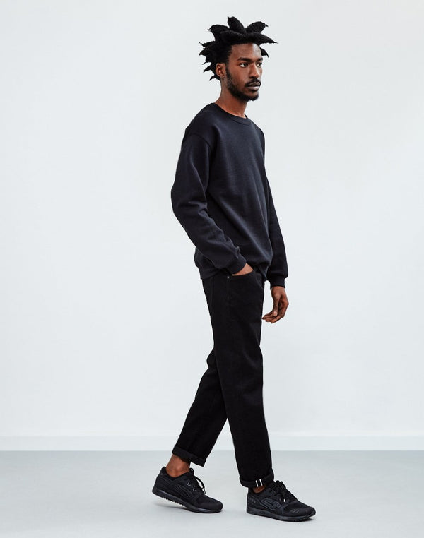 The Idle Man - Classic Sweatshirt Black