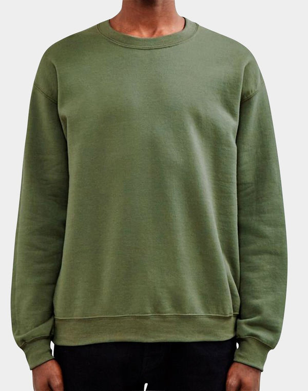 The Idle Man - Classic Sweatshirt Green